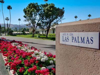 Photo for Relax & Unwind, Rancho Las Palmas Country Club!! Lovely Condo with Mountain and Golf views!