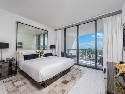 Photo for W South Beach Ocean View Private Residence—Everything at Your Fingertips