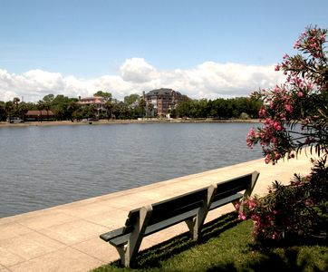 Photo for Downtown Charleston on Colonial Lake, Near Battery