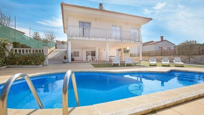 Photo for Holiday house Lloret de Mar for 10 persons with 5 bedrooms - Villa