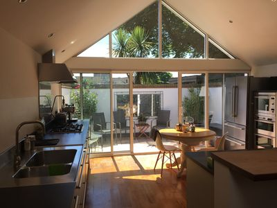 Photo for Luxury, 3 bed contemporary house in secluded peaceful  location