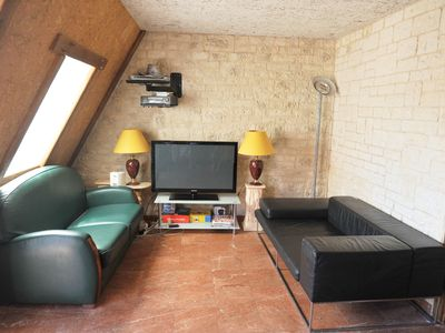 Photo for Charming Loft in Villers sur Mers