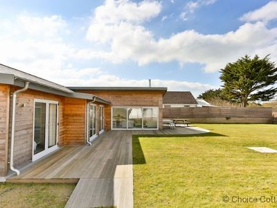 Photo for THE CABIN CROYDE | 4 Bedrooms | Croyde | Sleeps 10
