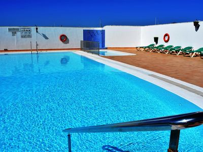 Photo for Plus Lanz Pool Terrace Puerto del Carmen 4!