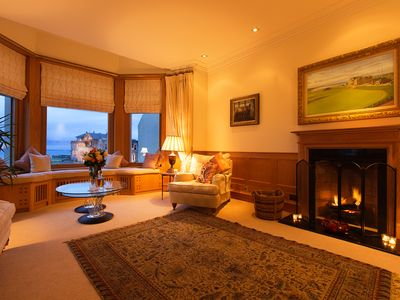 Photo for Luxury Residence overlooking the 18th Green of the Old Course