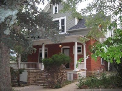 Photo for REDUCED Winter Rate!  Luxurious 1920 Victorian downtown