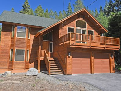 Photo for Chateauma: Stunning Tahoma Home w/ BBQ Deck & Forest Views!