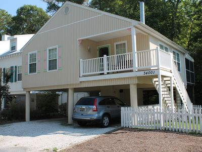 Photo for 2BR Cottage Vacation Rental in Frankford, Delaware