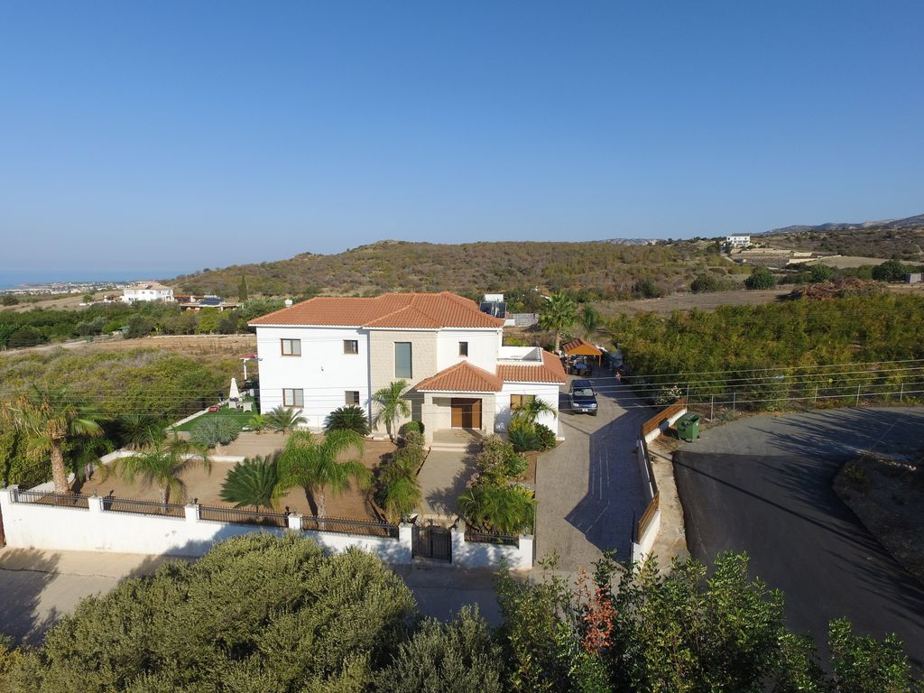 Villa am Strand, in Kissonerga mieten - 8129428
