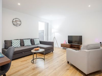 Photo for 2 BR/ 2BA King's Cross station