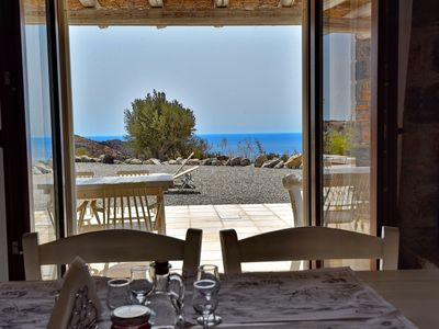 Photo for 1BR Villa Vacation Rental in Αγία Γαλήνη, Κρήτη