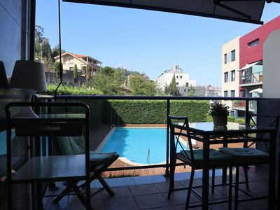 Photo for Seafood, Walking,Cicling,  3 min walk to the beach with condominium swiming pool