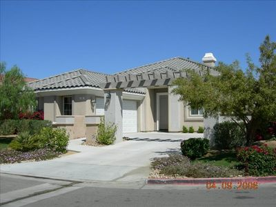 Photo for Rancho Mirage 2BR/2BA/1 Den Prvt. Pool/Jacuz - Gated Community