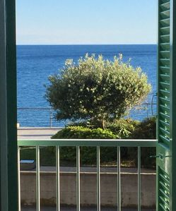 Photo for Apartment overlooking the sea in Deiva Marina