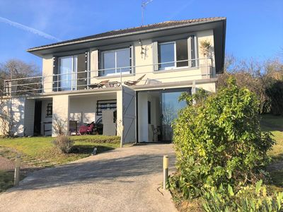 Photo for Beautiful family home in Deauville - 5 minutes from the sea - 11 people