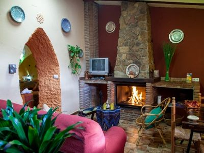 Photo for 1BR Cottage Vacation Rental in Hinojares, Jaén