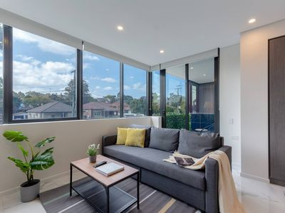 Photo for Bright&Contemporary Designed 1BR wt Free Parking