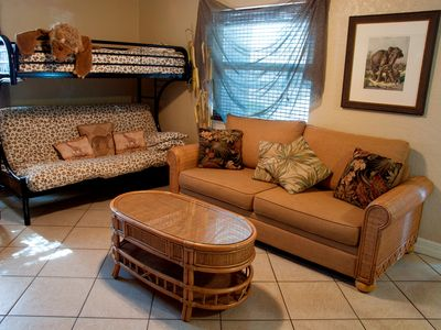 Photo for 1BR Condo Vacation Rental in Clearwater Beach, Florida