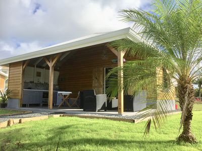 Photo for The lagoon cottages, bungalow with lagoon pool