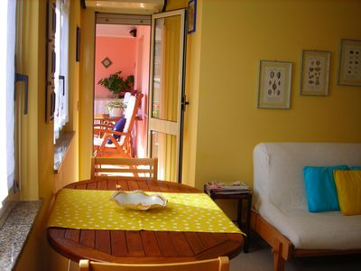 Photo for Villasimius-Sardinia...Nice apartment for two....