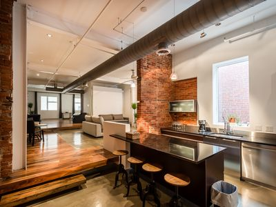 Photo for Center City Rittenhouse Luxury Loft