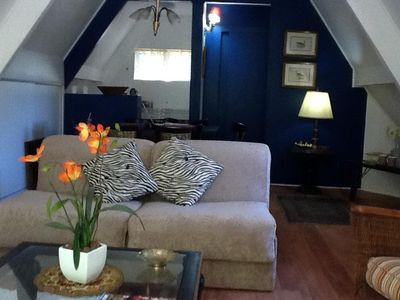 Photo for Chalet furnished, cozy, new and great location