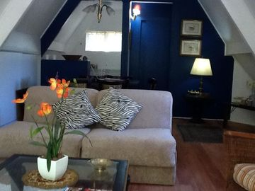 Chalet furnished, cozy, new and great location
