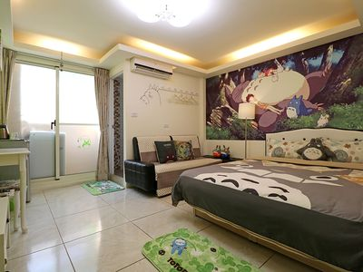 Photo for Taichung Fengjia Totoro Room 201