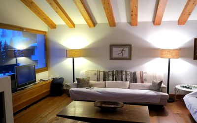 Photo for First-class, spacious attic apartment with fantastic view