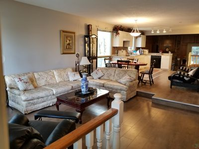 Photo for 5BR Bungalow Vacation Rental in calgary, AB