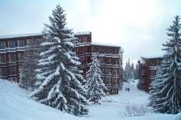 Photo for duplex apartment Les Arcs 1800 access and back ski in ski out