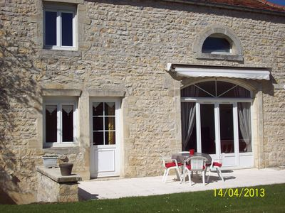Photo for 1BR Cottage Vacation Rental in Tanay, Bourgogne-Franche-Comté