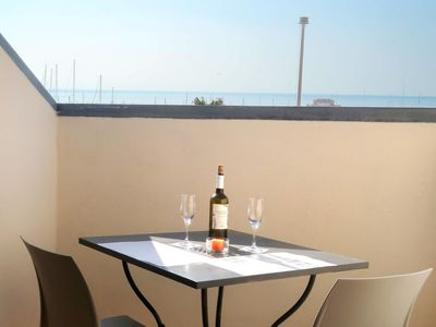 Photo for Apartment Mansarda sul Mare (IMP133) in Imperia - 4 persons, 1 bedrooms