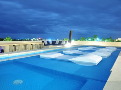 Photo for Cactus 1092 11A - BRAND NEW! Oceanview Luxury condo's w Rooftop Pool & Kitchens