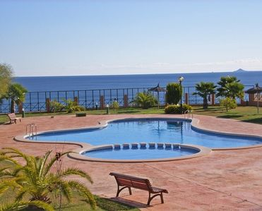 Photo for 2BR Apartment Vacation Rental in Valencian Community, Alicante