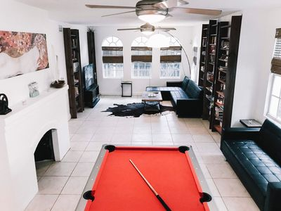 Photo for 5bd/4bt LUX VILLA 10min From The Beach, MIA Downtown and MIA airport