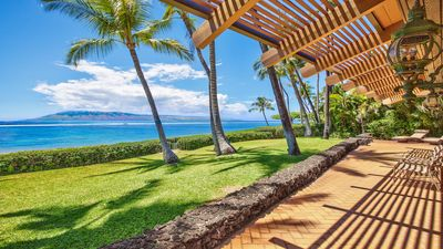 Photo for Baby Beach Lahaina - Right On The Beach - 5 Bed, 4.5 bath + FREE RENTAL CAR!