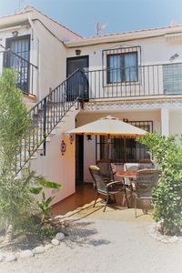 Photo for app. in Albir between Beniorm and Altea, walking distance from the sea and village with swimming pool