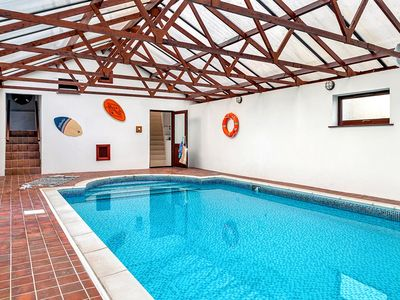 Photo for *New Property* Indoor Swimming Pool, Sea Views and Great Location
