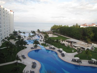 Photo for Spectacular View, 3 Pools & 7 Miles of Beach