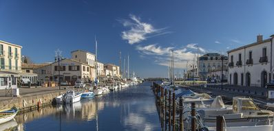 Photo for Charming house on the Marseillan port