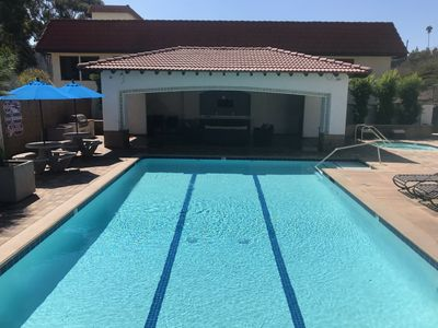 Photo for Remodeled Condo at Del Cerro Tennis Club with Tennis Pool and Spa