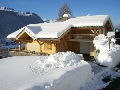 Photo for Praise the Chalet in La Clusaz