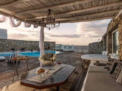 Photo for Villa Aristi | 2018 Renovated, Seafront, best ...