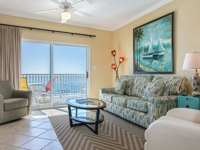 Photo for HAVE A BALL with Kaiser in Tidewater #1104: 1 BR/1 BA Condo in Orange Beach Sleeps 6