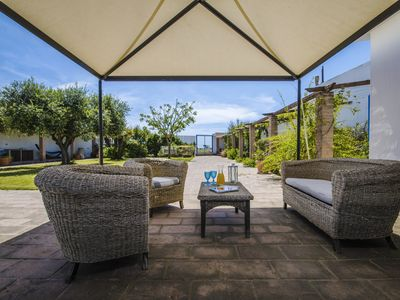 Photo for Villa with direct access to the beach and SPA