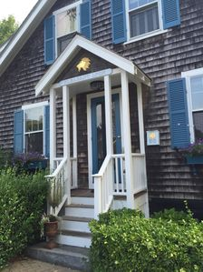 Photo for Historic District House Awaiting Your Nantucket Getaway