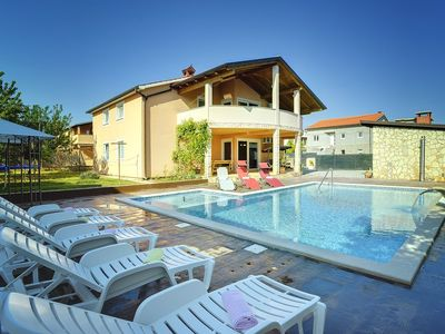Photo for Holiday house Radeki for 1 - 14 persons with 6 bedrooms - Villa