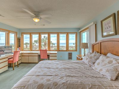 Pet Friendly,Oceanfront home,Slps 21,Game Room,Basketball court,lots of parking!
