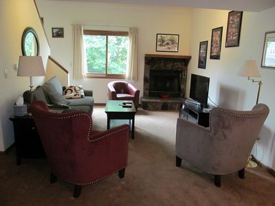 Photo for 2 Br 2 bath Condo at Notre Dame (A5)